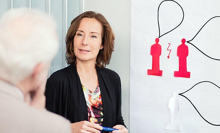 Eva Hönnecke: Trainings und Coaching für Führungskräfte. Copyright: Hoffotografen
