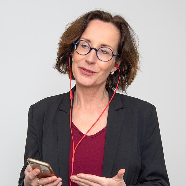 Eva Hönnecke - Businesscoach Berlin im Telefoncoaching